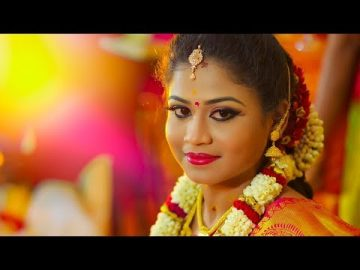 Tamil Best Hindu Wedding Highlights 2018 | HARISH SANDHIYA