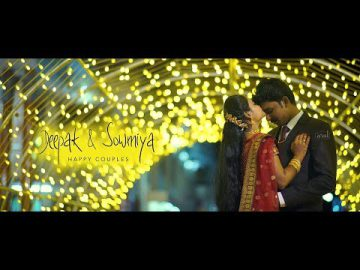 Best Cinematic Wedding Teaser 2019 || Deepak & Sowmiya || The Arul Photography