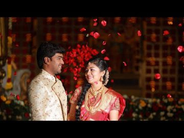 Prajin & Shaarika  | Tamil Best Hindu Wedding Highlights 2019 | MDB Community Hall at Nagarcoil