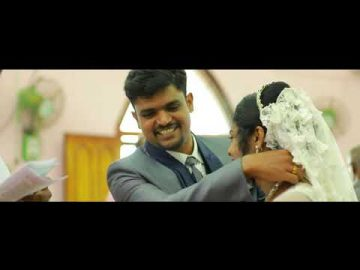 Tamil Best Christian Wedding Highlights 2018 | Sundar & Steffi